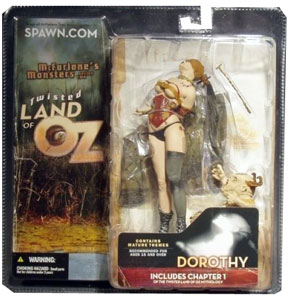 Twisted Land Of Oz - Dorothy and Munchkins - Variant