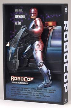 3D Poster - Robocop