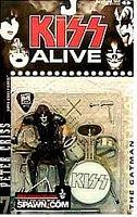 Kiss Series 4 - Kiss Alive: Peter Criss