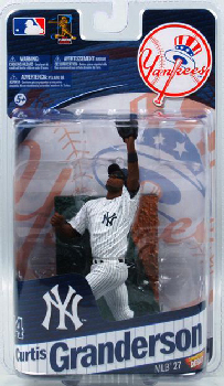 Granderson Yankees 27 Mlb Toys Series Curtis Toydorks Mcfarlane D9IYWEH2