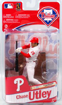 MLB Series 27 - Chase Utley - Phillies