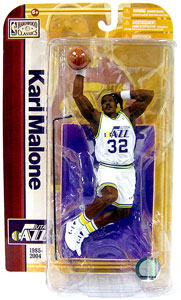 competitive price 40a1a a22f6 ToyDorks - Mcfarlane Toys - NBA Legends 5 - Karl Malone ...