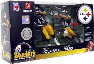 NFL 2-Pack: TROY POLAMALU and HINES WARD