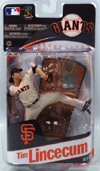 MLB Series 27 - Tim Lincecum - Giants
