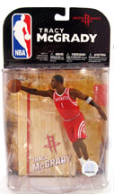 NBA 16 - Tracy McGrady - Red Jersey Variant