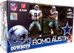 NFL 2-Pack: Cowboys - Tony Romo and Miles Austin