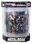 Megal Gear Solid - Solid Snake and Meryl Silverburgh Fishtank Deluxe