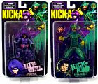 Kick-Ass - Series 1 Set of 2[Kick Ass, Hit Girl]