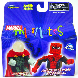 Marvel Minimates - Spider-Man and Mysterio