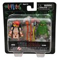 The Real Ghostbusters Minimates - 2-Pack - Janine and Slimer
