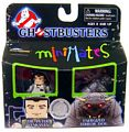 Ghostbusters Minimates - 2-Pack - Dr Peter Venkman and Energized Terror Dog