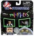Ghostbusters Minimates - 2-Pack - New York City Mayor and Subway Ghost
