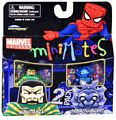 Marvel Minimates - Mandarin and Dreadnought