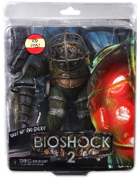 Bioshock 2 - Light Up Big Daddy