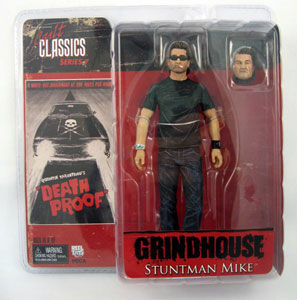 Grindhouse - Stuntman Mike