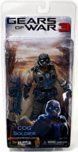 Gears Of War 3 - COG Soldier