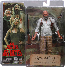 Devil Rejects: Captain Spaulding - Yellow Packaging