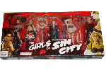 Girls of Sin City Box Set - Color Version