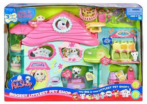 Littlest pet shop playset - Lookup BeforeBuying
