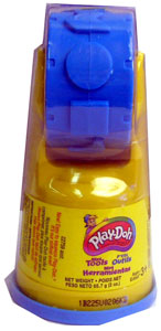 Play-Doh Mini-Tools Crazy Shapes Blue