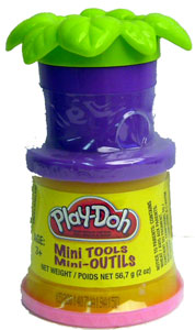 Play-Doh Mini-Tools Pink Plant