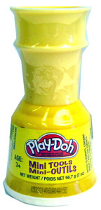Play-Doh Mini-Tools Vanila Cone