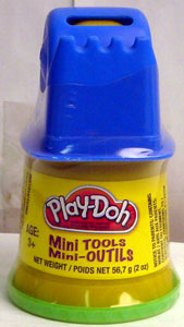 Play-Doh Mini-Tools Blue Shovel