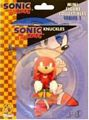 Sonic The Hedgehog - Mini Collectible 2.5 Inch Knuckles