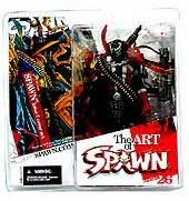 Series 26 - The Art Of Spawn - Spawn issue 07