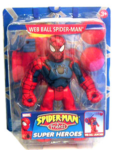 Web Ball Spider-Man