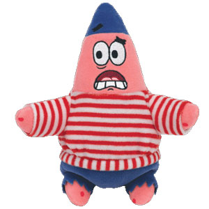 7-Inch First Mate Patrick