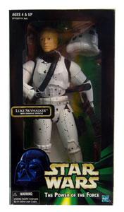 12-Inch POTF Luke Skywalker in Stormtrooper