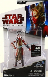 SW Legacy Collection - Build a Droid - Black Card - Shaak Ti