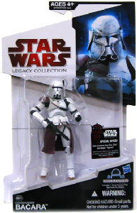 SW Legacy Collection - Build a Droid - Commander Bacara