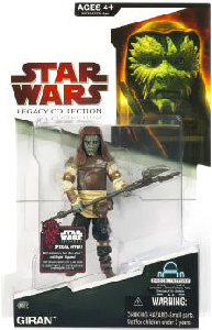 SW Legacy Collection - Build a Droid - Giran