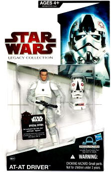 SW Legacy Collection - Build a Droid - AT-AT Driver