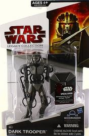 SW Legacy Collection - Build a Droid - Black Card - Dark Trooper Phase I