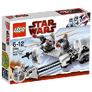 LEGO Star Wars - Snowtrooper Battle Pack 8084