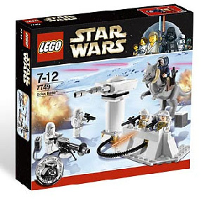 LEGO Star Wars - Echo Base 7749