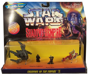 Toydorks Galoob Toys Micromachines Shadows Of The