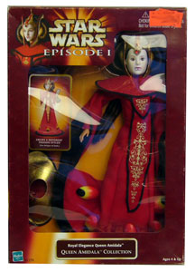 12-Inch Royal Elegance Queen Amidala