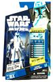 Star Wars Clone Wars 2010 - Black and Blue - Captain Rex in Cold Weather Gear