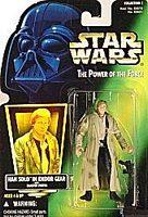 POTF - Green: Han Solo Endor