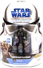 Clone Wars 2008 - Saga Legends - Super Battle Droid