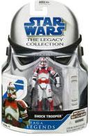 Clone Wars 2008 - Saga Legends - Shock Trooper