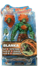 Street Fighter - Blanka