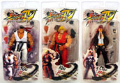 Street Fighter IV - series 1 Set of 3