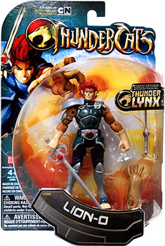 Thundercats Toys 2011 on Thundercats 2011   4 Inch Lion O Picture