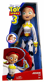 96b05a4878 Toy Story 3 - 16-Inch Woody Roundup Talking Jessie the Yodeling Cowgirl Doll