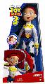 Toy Story 3 - 16-Inch Woody Roundup Talking Jessie the Yodeling Cowgirl Doll